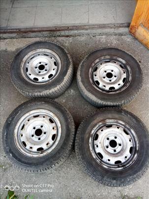 komplet letnje gume 175/70 R13