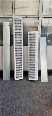 Industrijske vazdusne zavese