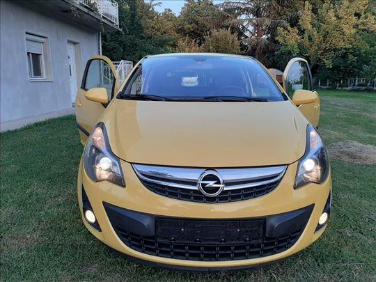 Opel Corsa Corsa d