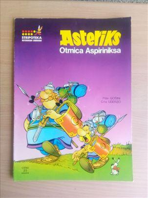 Asteriksov zabavnik 4 - Otmica Aspiriniksa