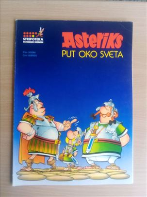 Asteriksov zabavnik 8 - Asteriks Put Oko Sveta