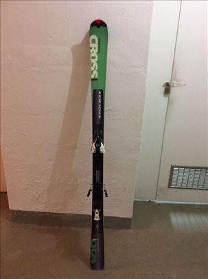 Skije Stokli Cross Laser 161cm sa vezovima Salomon
