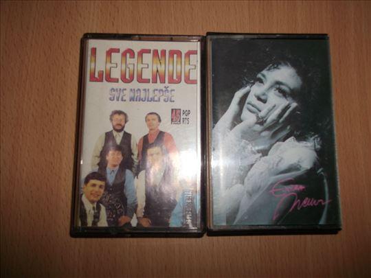Legende i Ekstra Nena - 2 kasete - nove