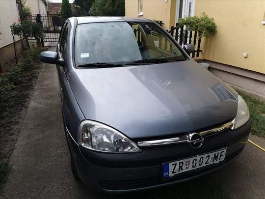 Opel Corsa C 1.7 TDI
