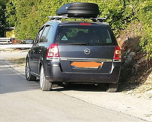 Opel Zafira 17CDTI