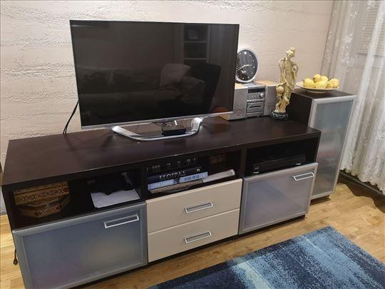 TV komoda, modularni set od 5kom