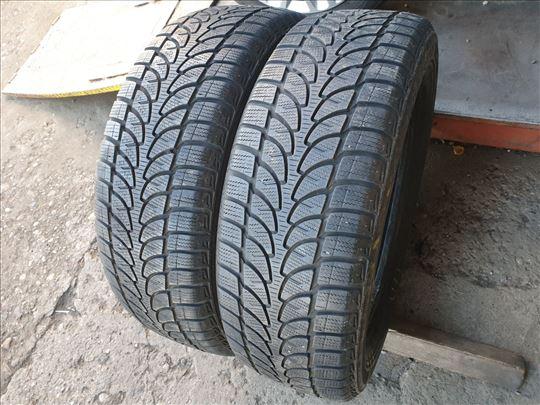 225-60-18 Bridgestone m+s odlicne povoljno zimske