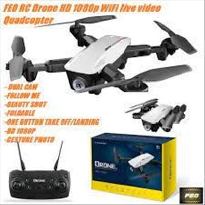 Dron sa dve kamere 4K Dron Wifi Quad RS573