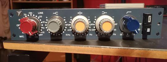 Preamp/EQ Neve 1073 vintage modul