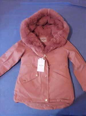 Za devojčice jakna
