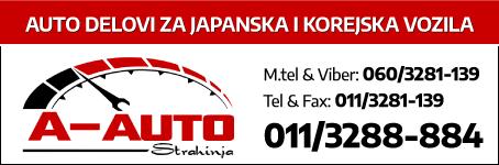 Auto delovi za japanska i korejska vozila
