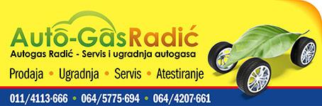 Autogas Radić