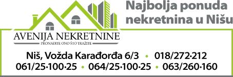 Najbolja ponuda nekretnina u Nišu