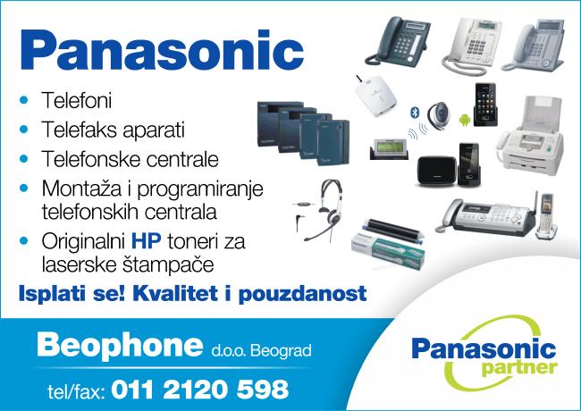 Telefoni - Telefaksi - Telefonske centrale