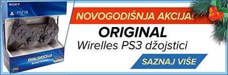 PS3 wireless džojstici - AKCIJA!