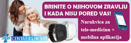 Eliksir medical - Sistem i usluge tele-nege i tele-medicije