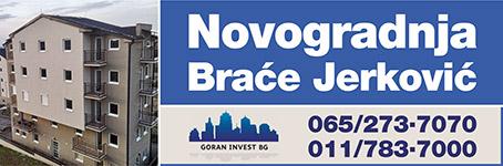 Novogradnja - Braće Jerković