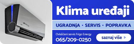 Klima uređaji, ugradnja, servis, popravka