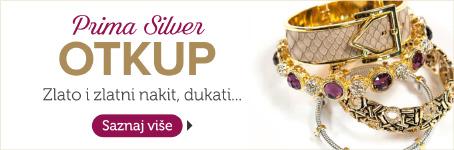 Prima Silver / Otkup zlata, zlatnog nakita i dukata