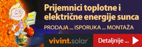 Prijemnici toplotne i električne energije sunca