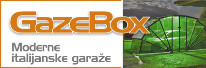 Gazebox | Moderne italijanske garaže