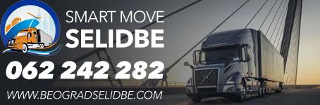 Smart Move - Selidbe Beograd