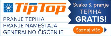 Tip Top, Tepih servis, Beograd