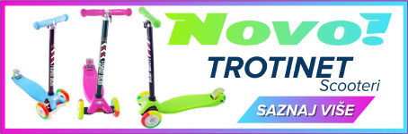 Trotinet scooteri