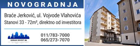 Novogradnja  /  Braće Jerković
