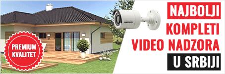Specijalizovana prodavnica opreme za video nadzor