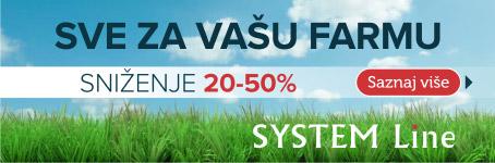 Sve za vašu farmu - System Line