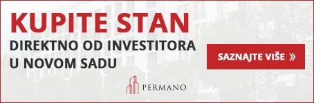 Permano - Kupite stan direktno od investitora
