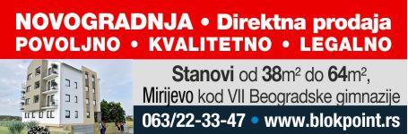 Novogradnja - Blok point d.o.o.