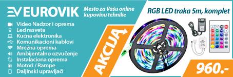 Online prodaja širokog asortimana kućne elektronike