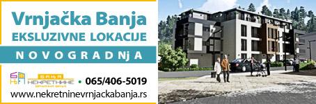 Novogradnja - Vrnjačka Banja