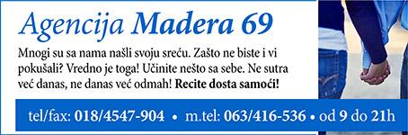 Agencija Madera 69