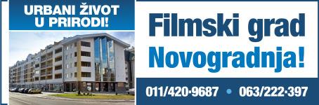 Novogradnja - Filmski grad
