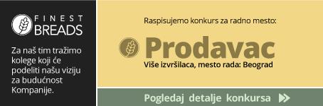 Pekarama Finest Breads portebni prodavci