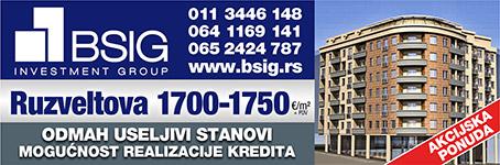 Novogradnja - Stanovi u Beogradu