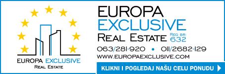 Europa Exclusive nekretnine