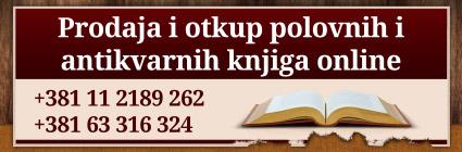 Prodaja i otkup polovnih i antikvarnih knjiga online