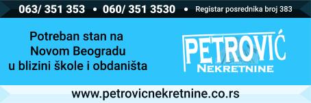 Petrović nekretnine