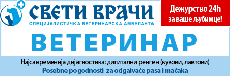 Sveti Vrači - Specijalistička veterinarska ambilanta