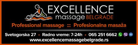Profesionalna masaža celog tela • Oba pola
