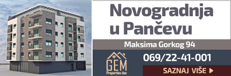Novogradnja u Pančevu