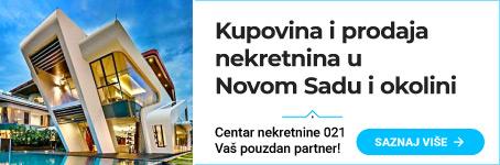 Centar nekretnine 021   •   Nekretnine u Novom Sadu i okolini.
