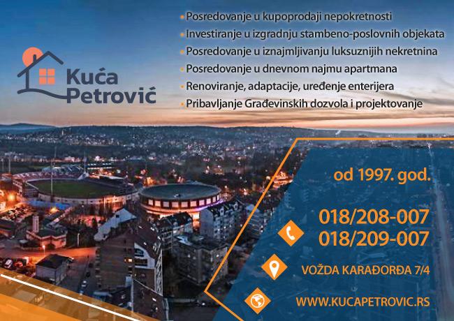 Kuća petrović nekretnine  |  Kuća lepih stanova ... 1997.