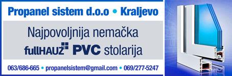 Najpovoljnija nemačka PVC stolarija