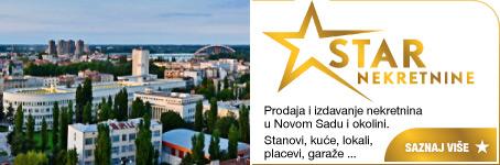 STAR nekretnine • Prodaja i izdavanje nekretnina u Novom Sadu