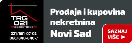 Prodaja i kupovina nekretnina - Novi Sad
